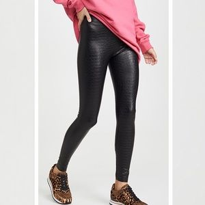 Commando // Faux Leather Leggings